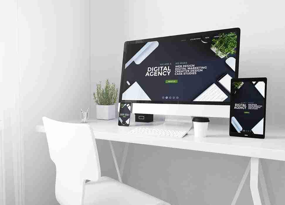 Web Design Case Study Image